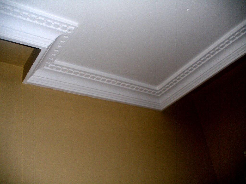 nave techo y paramentos